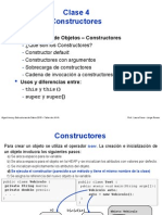 CLASE 4.1 - Constructores