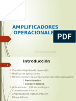 2 Amplificador operacional