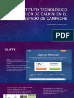 programa GLIFFY