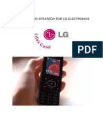 An Innovation Strategy for LG