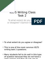 Agree or Disagree Task 2 Lesson