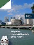 Singapore Hotel-Tariff u. Specials 2010-2011