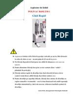 Aspirator Polivac b4slt30 1