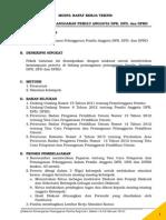 1. MODUL RAKORNAS PENANGANAN PELANGGARAN PEMILU Final.doc