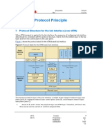 Protocol Structure for the Iub Interface