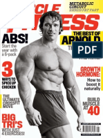Muscle & Fitness UK 01-2015