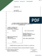 Gordon v. Impulse Marketing Group Inc - Document No. 10