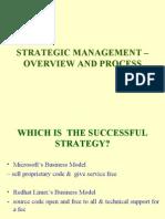 1-Strategic Management Overview