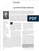 Francis Collins Human Genome Project