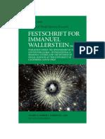 Giovanni Arrighi & Walter L. Goldfrank (Editors)-JWSR Volume 6, Number 2 (2000) - Festschrift for Immanuel Wallerstein Part I