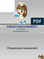 Airway Management Ppt