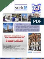 Oferta Exclusiva UKstudy - Rose of York 2010