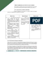 ANALISIS DE IMPACTO AMBIENTAL DE UN PROYECTO DE I.E.