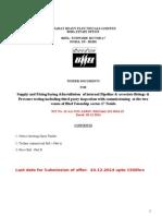 Tender Document (Tent)(Part-A)