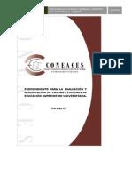 Procedimiento Para La Acreditacion PDF