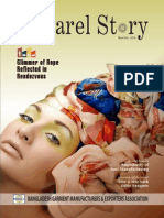 Apparel Story November December 2014