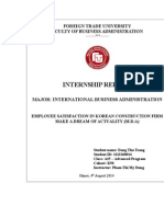 Internship Report Final Version