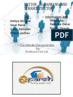 PR Startegy of Banks and Insurance companies