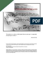 Guia de Actividades Musicales