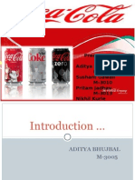 Rural marketing 4Ps of Coca-Cola