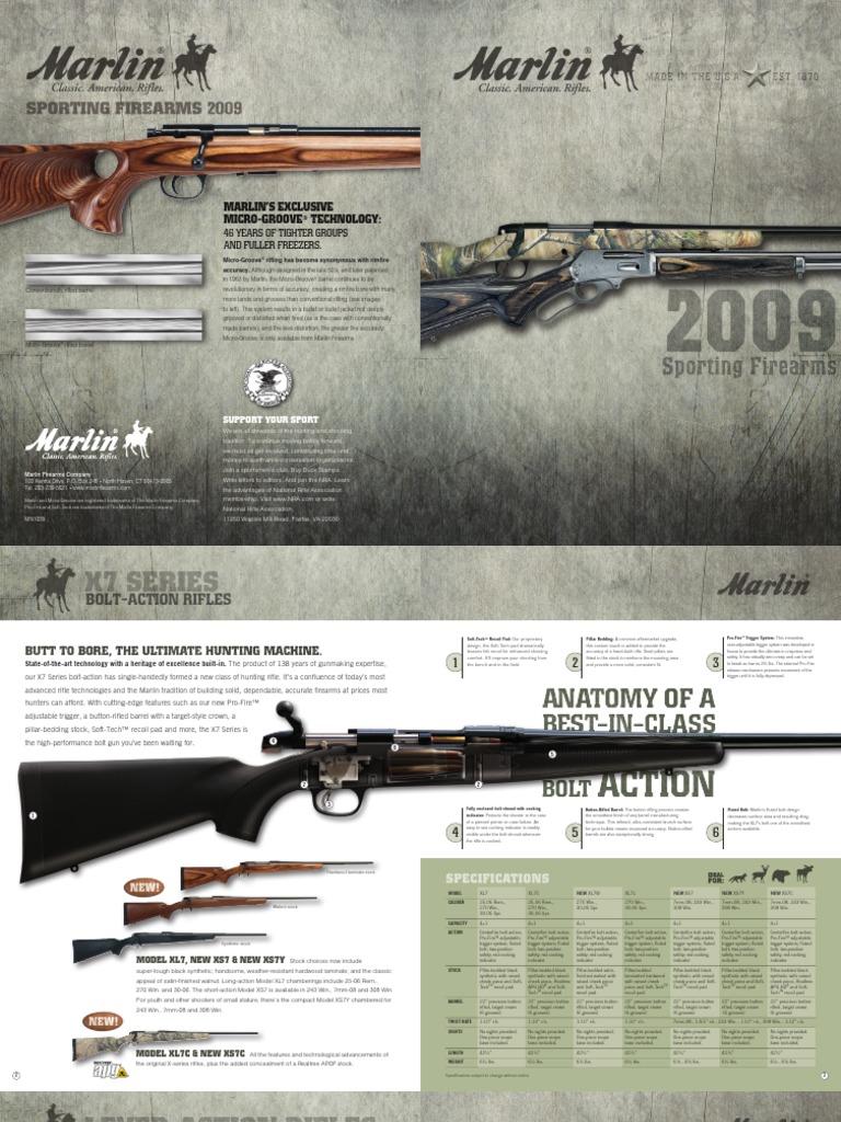 Marlin 09catalog Rifle Telescopic Sight Model 60 Parts Schematic Further 795 Diagram