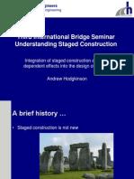 14 Understanding Staged Construction