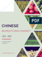 Chinese Biopesticides Market