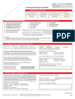 Generic Application Form (FATCA) New Version 2015