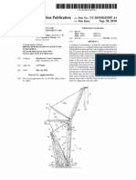 FOLDING Jib US Patent