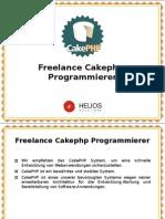 Freelance Cakephp Programmierer