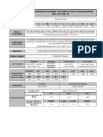 Standards Chemical Composition in %