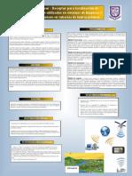 Poster Transmisor Receptos Flusell