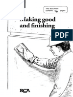 "BCA Publication ""Making Good & Finishing"""