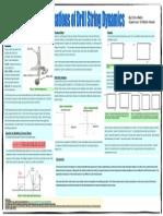 Slip Stick Delay Equations of Drill String Dynamics Poster