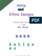 Ethnic Designs