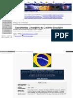 Documentos Sobre UFO - Brasil