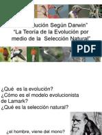 Evolución y Viaje de Darwin 2015