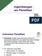 Pengembangan+Instrumen+Penelitian