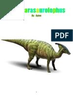 the parasauolophus aylee
