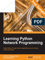 Learning Python Network Programming - Sample Chapter