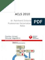 ACLS 2010 Presentation