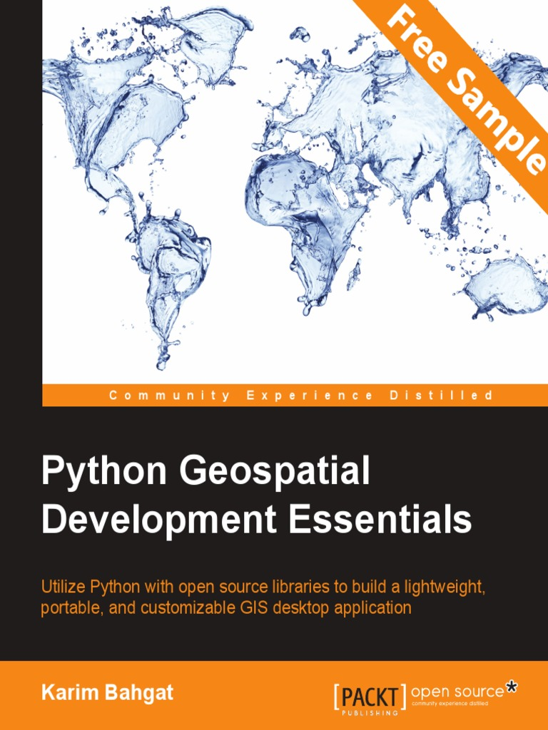 Python Geospatial Development Essentials - Sample Chapter