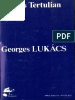 Tertulian Nicolas Lukacs EtapesPenseeEsth