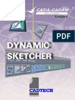 Catia 4 - Dynamic Sketcher