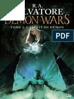 Salvatore R-A--[Demon Wars 002] l Esprit Du Demon