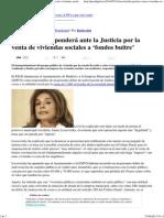 Ana Botella Responderá Ante La Justicia Por La Venta de Viviendas Sociales a 'Fondos Buitre' _ PostDigital