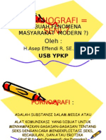 PORNOGRAFI by Asep Effendi R USB YPKP