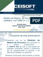 Modelo de Mejora de Procesos de Software (CMMI)