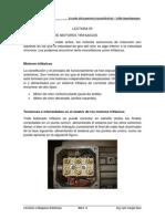 Lectura 05 Arranque de Motores Trifásicos