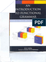 An Introduction to Functional Grammar Ed 2004 Hall